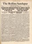 Sandspur, Vol. 21 No. 01, October 25, 1919