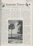 Sanford Today, Vol. 01, No. 07, August 28, 1926 by Sanford Today
