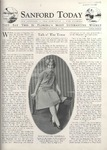 Sanford Today, Vol. 01, No. 14, October 16, 1926 by Sanford Today