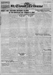 St. Cloud Tribune Vol. 16, No. 03, September 06, 1923