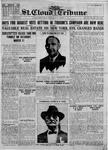 St. Cloud Tribune Vol. 17, No. 29, March 12, 1925