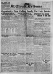 St. Cloud Tribune Vol. 17, No. 30, March 19, 1925