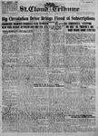 St. Cloud Tribune Vol. 17, No. 31, March 26, 1925