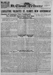 St. Cloud Tribune Vol. 17, No. 36, April 30, 1925