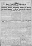 St. Cloud Tribune Vol. 17, No. 44, June 24, 1926