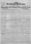 St. Cloud Tribune Vol. 17, No. 46, July 08, 1926