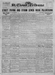 St. Cloud Tribune Vol. 18, No. 22, January 20, 1927
