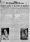 St. Cloud Tribune Vol. 18, No. 39, May 19, 1927