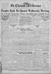 St. Cloud Tribune Vol. 18, No. 41, June 02, 1927