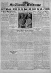 St. Cloud Tribune Vol. 18, No. 43, June 16, 1927