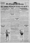 St. Cloud Tribune Vol. 19, No. 05, September 22, 1927
