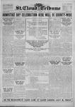 St. Cloud Tribune Vol. 19, No. 11, November 03, 1927