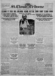 St. Cloud Tribune Vol. 19, No. 22, January 19, 1928