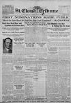 St. Cloud Tribune Vol. 19, No. 31, March 22, 1928