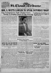 St. Cloud Tribune Vol. 20, No. 10, October 25, 1928