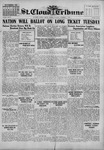 St. Cloud Tribune Vol. 20, No. 11, November 01, 1928
