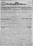 St. Cloud Tribune Vol. 20, No. 29, March 07, 1929
