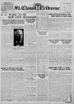 St. Cloud Tribune Vol. 20, No. 33, April 04, 1929