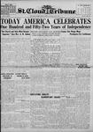 St. Cloud Tribune Vol. 20, No. 46, July 04, 1929