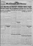 St. Cloud Tribune Vol. 20, No. 52-A, August 22, 1929