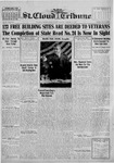 St. Cloud Tribune Vol. 21, No. 23, February 20, 1930
