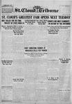St. Cloud Tribune Vol. 21, No. 24, February 27, 1930