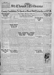 St. Cloud Tribune Vol. 21, No. 36, May 22, 1930