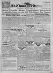 St. Cloud Tribune Vol. 17, No. 11, November 06, 1924