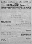 St. Cloud Tribune Vol. 07, No. 03, September 16, 1915