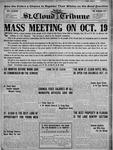 St. Cloud Tribune Vol. 07, No. 07, October 14, 1915