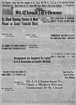 St. Cloud Tribune Vol. 07, No. 22, January 27, 1916