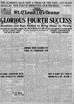 St. Cloud Tribune Vol. 07, No. 45, July 06, 1916
