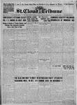 St. Cloud Tribune Vol. 07, No. 09, October 26, 1916