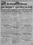 St. Cloud Tribune Vol. 09, No. 06, October 04, 1917