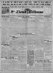 St. Cloud Tribune Vol. 09, No. 07, October 11, 1917