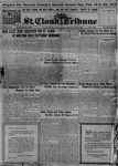 St. Cloud Tribune Vol. 09, No. 20, January 10, 1918