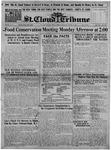 St. Cloud Tribune Vol. 09, No. 23, January 31, 1918