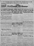 St. Cloud Tribune Vol. 09, No. 25, February 14, 1918