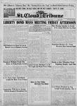 St. Cloud Tribune Vol. 09, No. 35, April 25, 1918