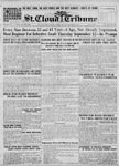 St. Cloud Tribune Vol. 11, No. 02, September 05, 1918