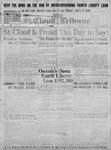 St. Cloud Tribune Vol. 11, No. 05, September 26, 1918