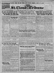 St. Cloud Tribune Vol. 11, No. 15, December 05, 1918