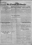 St. Cloud Tribune Vol. 12, No. 23, January 29, 1920