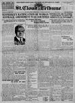 St. Cloud Tribune Vol. 13, No. 01, August 26, 1920