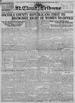 St. Cloud Tribune Vol. 13, No. 02, September 02, 1920