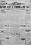 St. Cloud Tribune Vol. 21, No. 10, November 21, 1929