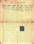 The Collegiate, Vol. 01, No.04, April 13, 1927 by John B. Stetson University