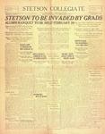 Stetson Collegiate, Vol. 33, No. 18, February 10, 1925 by Stetson University