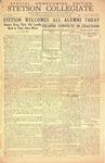 Stetson Collegiate, Vol. 34, No. 7, November 7, 1925 by Stetson University