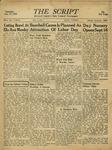The Script, Vol. 01 No. 07, August 17, 1946 by The Script